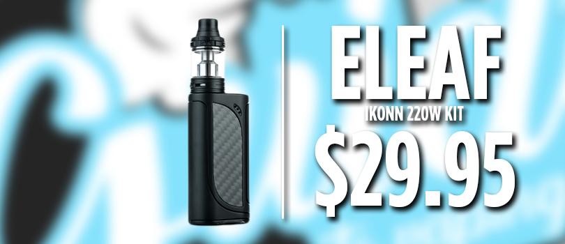eleaf ikonn kit deal