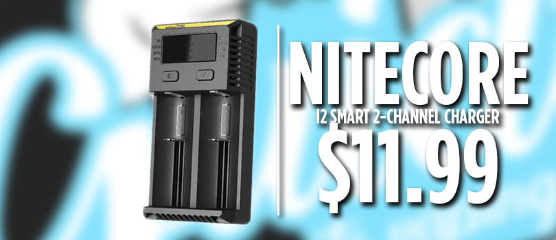 nitecore charger deal