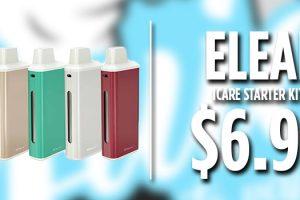 eleaf icare starter kit deal