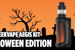 geekvape aegis kit halloween edition