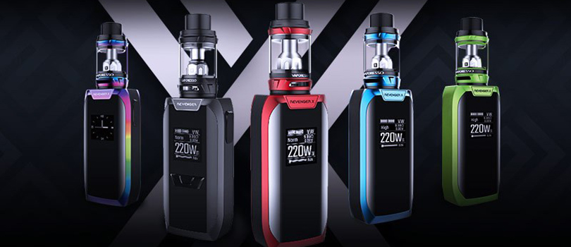 Vaporesso Revenger X Kit Preview