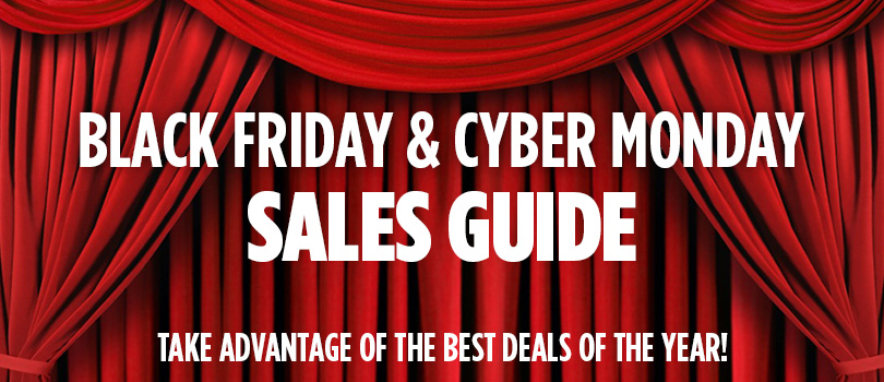 black friday cyber monday deals