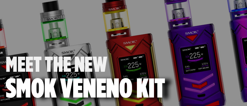 meet the smok veneno kit