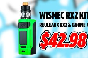 wismec reuleaux rx2 kit deal