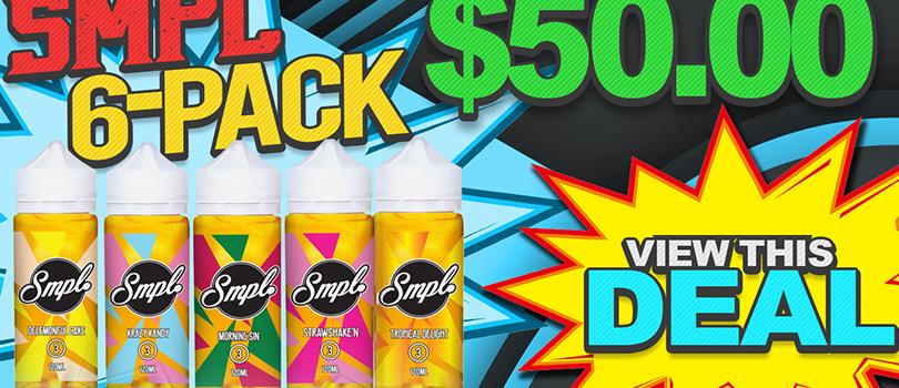smpl 6pack deal