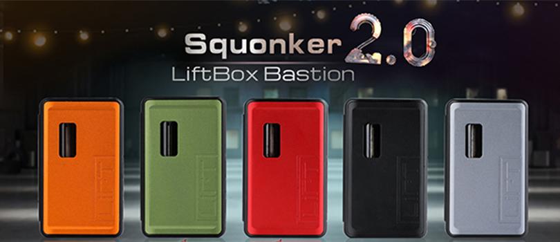 Innokin Bastion LIFT Box Mod
