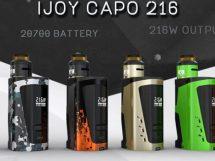iJoy Capo 216 SRDA Kit