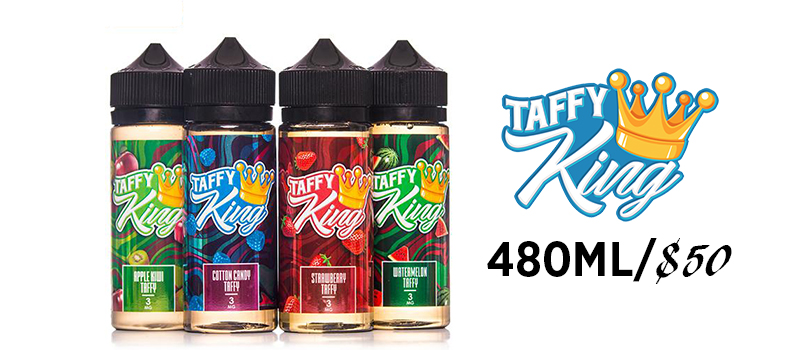 taffy king deal