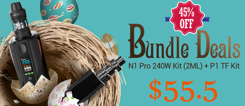 Vaptio Easter Sales