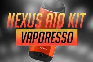 vaporesso nexus kit promotion