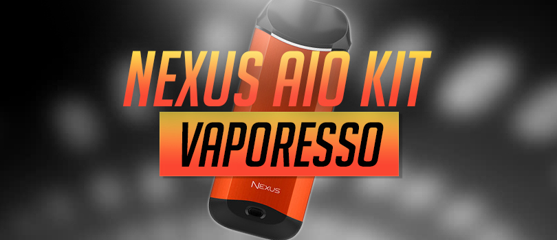vaporesso nexus kit promotion
