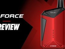 SMOK X-Force Kit Preview