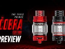 TFV12 Prince Cobra Edition Tank Preview