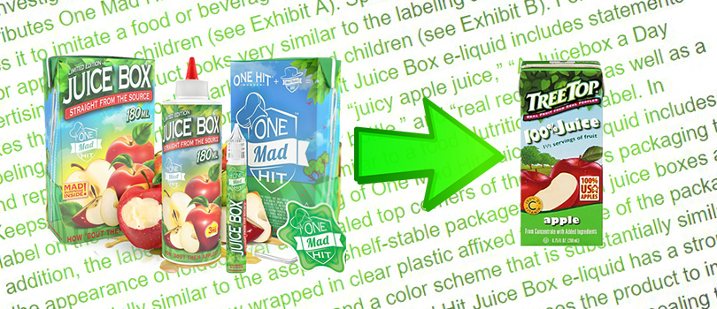 juice box e-liquid fda warning letter