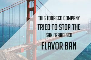 stop the flavor ban