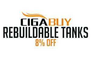 cigabuy rebuildable tank coupon