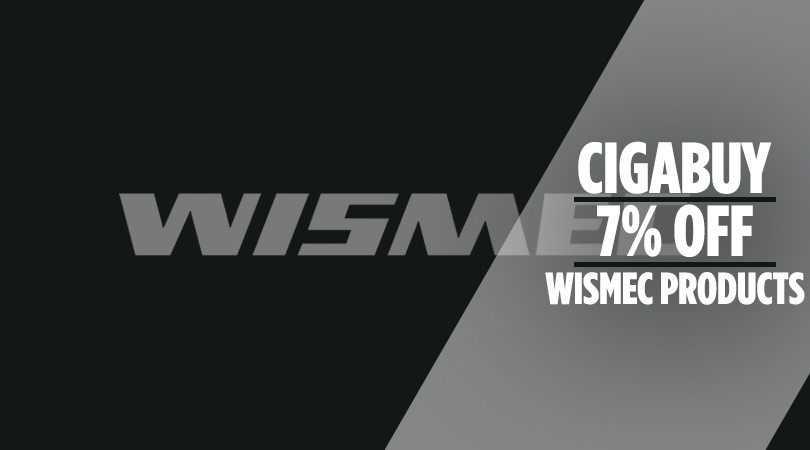 cigabuy wismec coupon sale