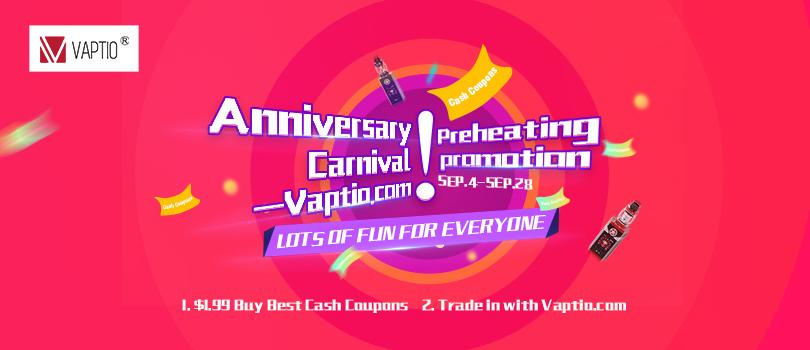 Vaptio Anniversary Carival