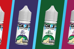 7 Daze Reds Salt Series