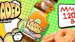Loaded E-Liquid Glazed Donuts 120ML