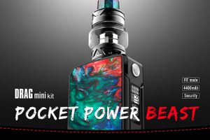 VOOPOO Drag Mini Mod Promotion