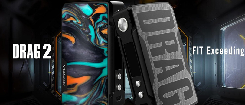 The Complete Guide To The VOOPOO Drag 2 Mod - Guide To Vaping