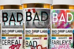 Bad Drip Salt Nic