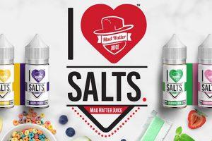 I Love Salts Vape Juice