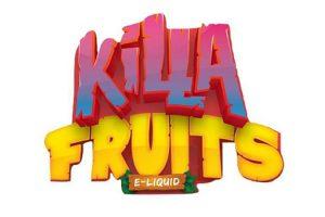 Killa Fruits E-Liquid Logo
