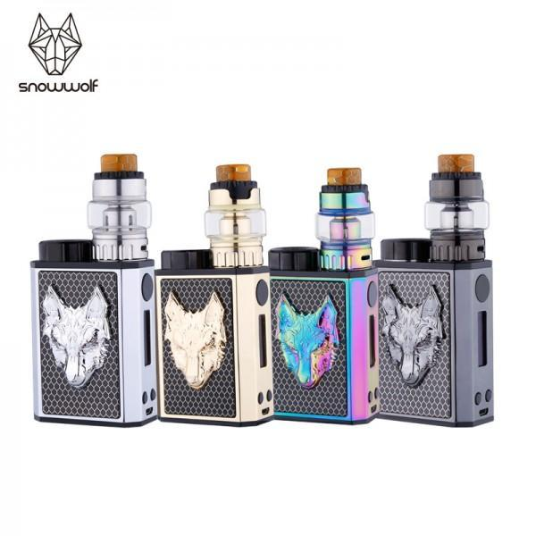 SnowWolf Mini 100W Starter Kit