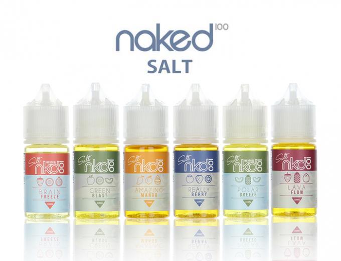 Naked 100 Salt