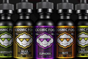 Cosmic Fog Vapors E-Liquid