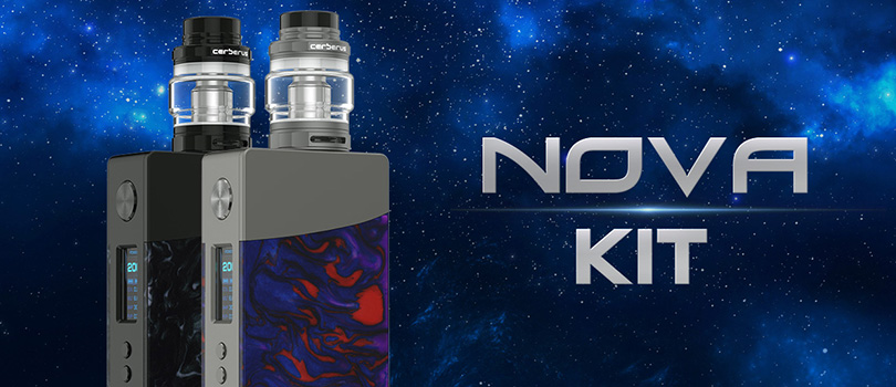 GeekVape Nova Kit Guide