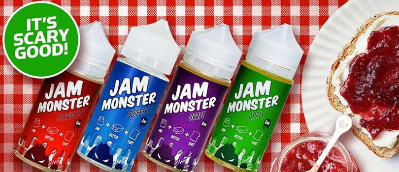 Jam Monster Vape Juice