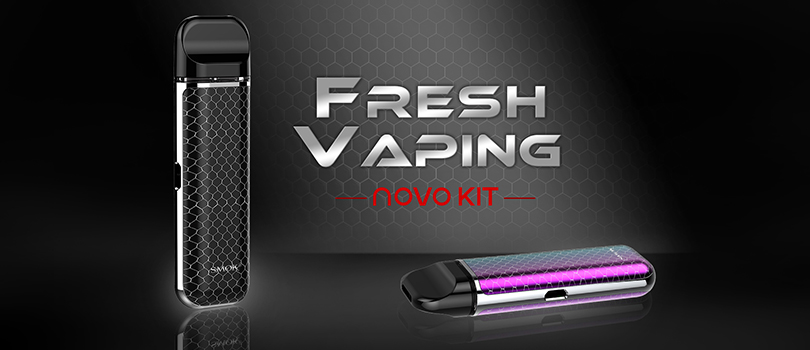 A Complete Guide To The SMOK Novo Kit - Guide To Vaping