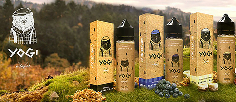 Yogi E-Liquid Review