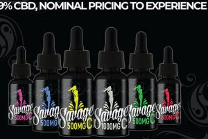 Savage CBD Ejuice