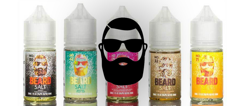 Beard Salts Vape Juice