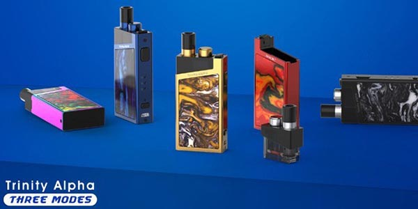 A Complete Guide To The SMOK Trinity Alpha - Guide To Vaping