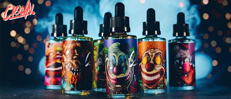 Clown Liquids Vape Juice