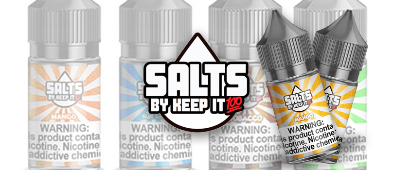 Keep It 100 Salts Vape Juice