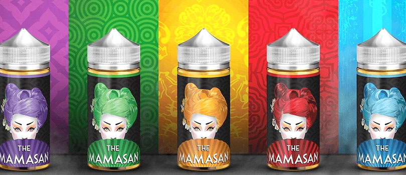 The Mamasan Vape Juice