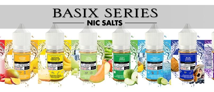 Glas Basix Salts