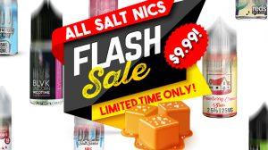 Banner Salt Nic
