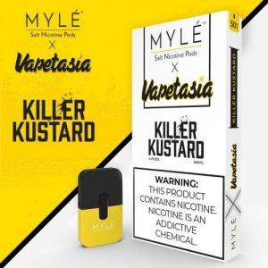 Myle Killer Kustard Pods