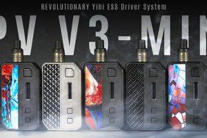 iPV V3 Mini Pod System