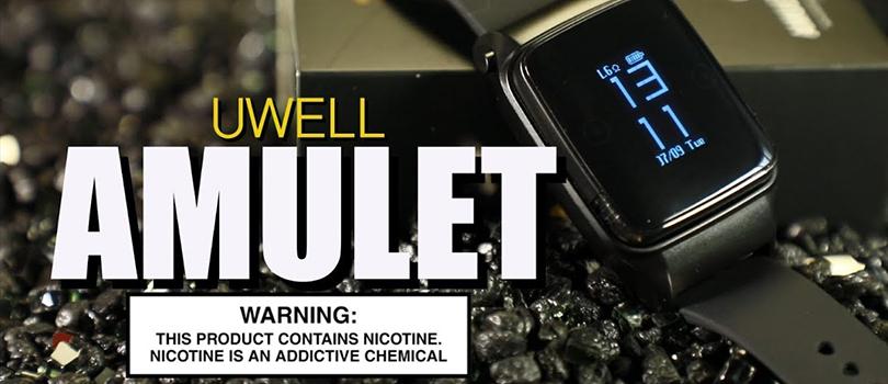 Uwell Amulet Watch Pod System