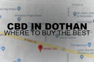 CBD In Dothan