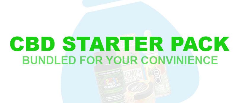 CBD Starter Pack