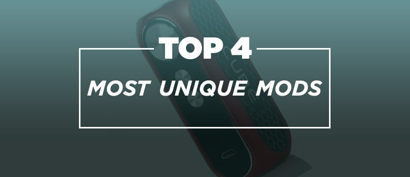 Top 4 Most Unique Mods